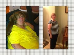 Beverly writes:   April 2013 to August 2013  44 pounds down