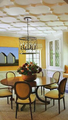 25 Cool Ceiling Molding And Trim Ideas | Shelterness