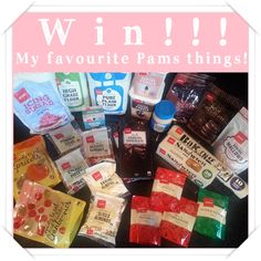 Win!! My favourite Pams thigns! Just go to www.facebook.com/AliceInBakingland to enter! Cinnamon Almonds, Pop Tarts, Just Go, Snack Recipes, Alice, About Me Blog, Pure Products, Chocolate, Facebook