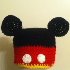 $15 Mickey baby hat. If your interested check me out on facebook.