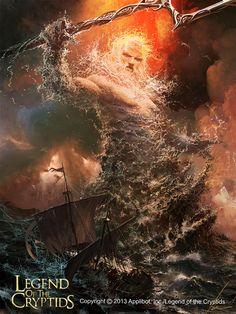 Poseidon Reg by *neisbeis on deviantART