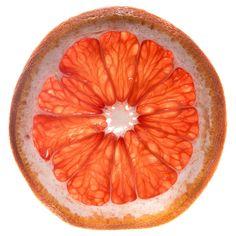Red Grapefruit Photograph