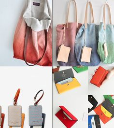 The Cool Hunter - New Arrival - Paint Bags From Japan