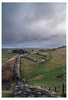 Milecastle 42,Hadrians Wall, Northumberland. One day I want to hike the entire wall, coast to coast.