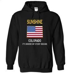 SUNSHINE - Its Where My Story Begins - cheap t shirts #fall hoodie #sweaters for fall