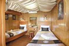 Charter Ship and Rent Monthly Sea Safari VI Phinisi Boat