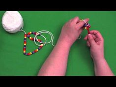 Bead Crochet Tutorial Series, Video 2: Stitch Overview - (check out the rest of the series)