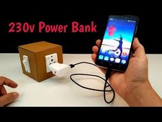 How to Make 230 volt Power Bank - Homemade - YouTube