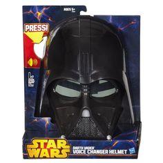 Star Wars Darth Vader Voice Changer Helmet | Multicitytoys.com  List Price: $32.99 Discount: $9.00 Sale Price: $23.99