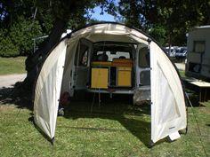 Truck Bed Camping, Camping Box, Outdoor Camping, Mini Camper, Vw Camper, Camper Trailers, Volkswagen Caddy, Berlingo Camper, Caddy Van
