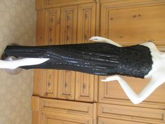 Jean-Louis Couture Custom 1959 Column Gown image 4