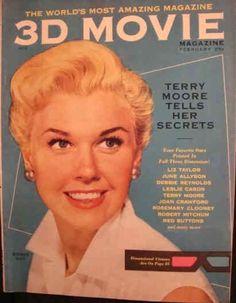 Doris Day. Feb.1954