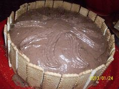 kolaci recepti: KLASICNA-NAJKLASICINIJA JAFFA TORTA