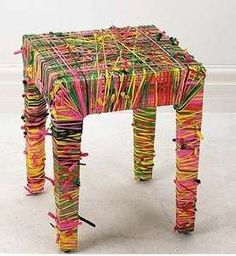 Recycled Balloon Furniture-31 Balloon-Inspired Furnishings