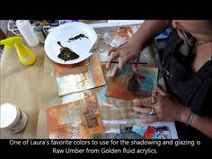 Collage and Layering Exercises step 9 Laura Lein