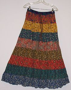 This reminds me of a favorite broom skirt I had in high school.