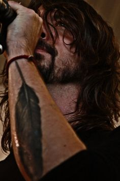 Dave Grohl Foo Fighters! love this man,