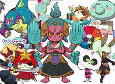 'Yo-kai Watch 3', así son los nuevos yo-kai: detalles e imágenes