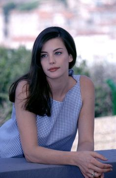 """Welcome to Loving Liv Tyler! Liv Tyler (born July is an American actress, best known for her role as Arwen in """"The Lord of the Rings"""" trilogy. Liv Tyler, Steven Tyler, Stealing Beauty, Winter Typ, Hollywood, Fair Skin, Woman Crush, Pretty People, American Actress"""