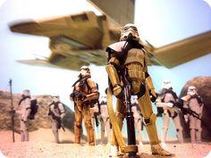 Rookies Stormtroopers