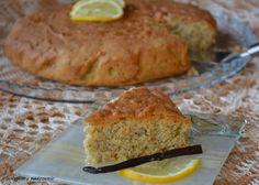 Ciasto kukurydziano-cytrynowe   gotujemy rodzinnie