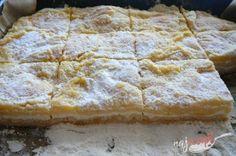 Easy Cake Recipes, Sweet Recipes, Dessert Recipes, Pie Recipes, Sweet Desserts, Delicious Desserts, Vegan Fruit Cake, Vegetarian Breakfast Recipes, Czech Recipes