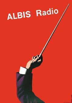 Herbert Leupin, Albis Radio, 1947