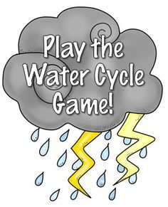 Play the Water Cycle Game! Kids role play the behavior of water molecules during evaporation, condensation, and freezing.