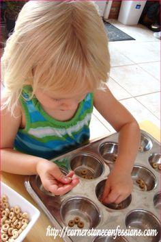 fun preschool learning activities