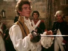 I quite like this version of the Scarlet Pimpernel. Anthony Andrews makes a perfect Sir Percy.