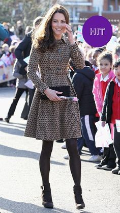 Kate Middleton in Orla Kiely