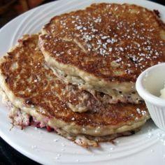 South Beach Oatmeal Pancake Recipe