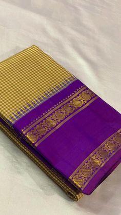 Kanjivaram Sarees, Silk Sarees, Bridal Silk Saree, Saree Collection, Wallet, Sari, Collections, Wedding, Saree