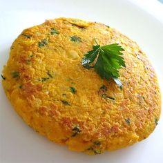 Hambúrguer de grão de bico Go Veggie, Veggie Recipes, Vegetarian Recipes, Healthy Recipes, Going Vegetarian, Going Vegan, I Love Food, Good Food, Portuguese Recipes