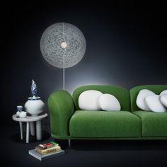 Wat: Cloud Sofa bank Ontwerper/fabrikant: Marcel Wanders, Moooi Herkomst: Nederland Materiaal: Staal, Stof Prijs: € 5.602,66