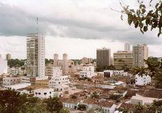 Cuiabá - MT 1979 - Centro