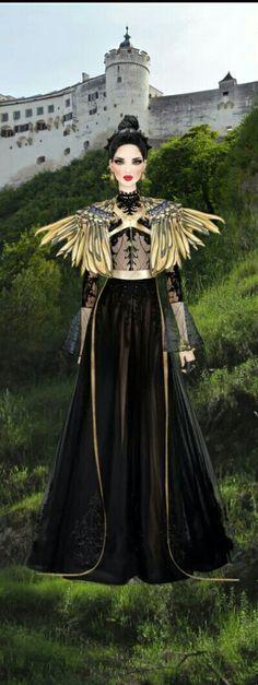 Beyond the Hills, Covet Fashion Game, ClaireNotRandall