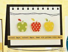 Golden Rule Days Card by @Vivian Masket