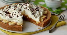 Aprende a preparar Tarta rápida de Dulce de Leche y plátano (quick banoffee pie) con las recetas de Nestle Cocina. Elabórala en casa con nuestro sencillo paso a paso. ¡Delicioso! #NestleCocina