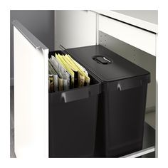 1000 ideas about poubelle de tri on pinterest crates recycling and garbag - Poubelle recyclage ikea ...