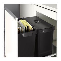 VARIERA Bak voor afvalscheiding - 52 l - IKEA