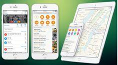 Apple Maps - iOS 9 App