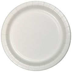 Creative Converting Value Pack Paper Dinner Plates White *** You can find more details by visiting the image link. (This is an affiliate link) Paper Plate Crafts, Paper Plates, Sun Paper, White Dinner Plates, Plastic Cups, Party Tableware, Program Design, Fine Motor Skills, Favorite Color