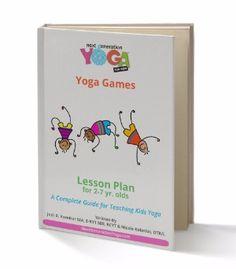 "NEW Lesson Plan: ""Yoga Games"""