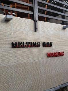 Melting Wok Warung - must book for dinner  13 Jl. Gootama, Ubud