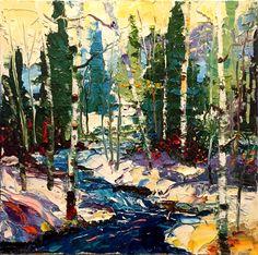 Nature's Palette by Pat Matthews