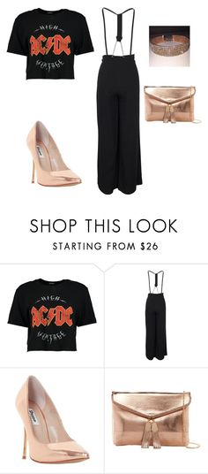"""""""Untitled #1075"""" by lolatruth ❤ liked on Polyvore featuring Boohoo, Dune and Urban Expressions"""