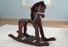 Derby Rocking Horse - Cherry