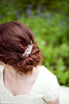 Hair and Make-up by Steph: Sarah - Bridals