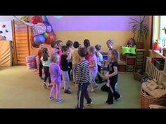 Schovaný předmět - děti zpívají slabě či silně